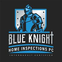 Blue Knight Home Inspections Logo