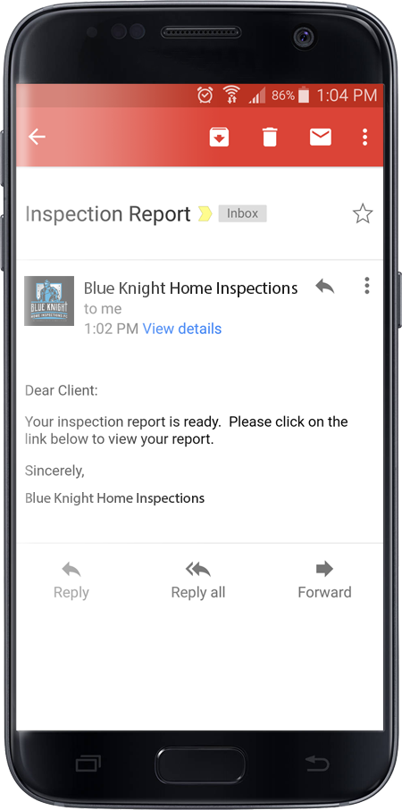 Digital Inspection Reports Same Day